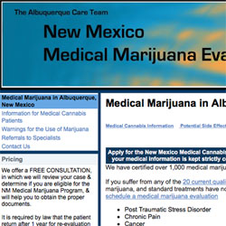 New Mexico Brief Review Medical Cannabis Consulting And